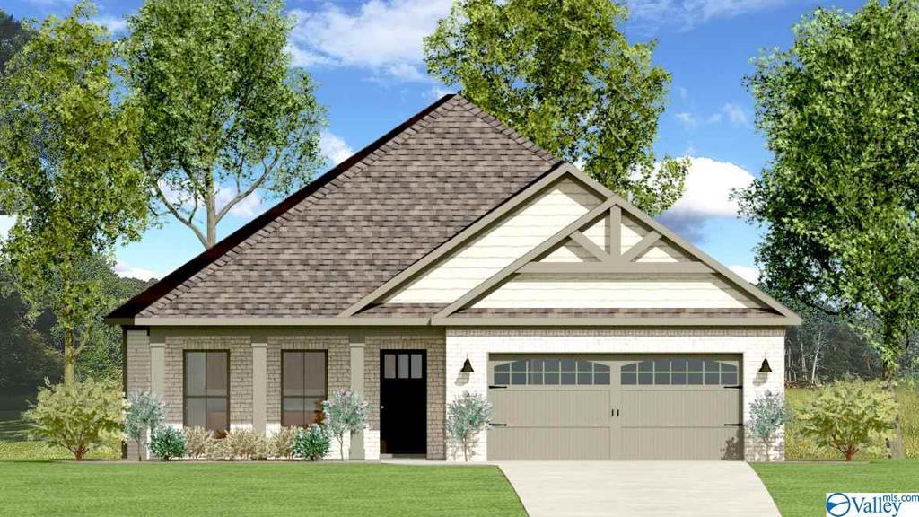 Photo of home for sale at 2402 Celia Court, Huntsville AL