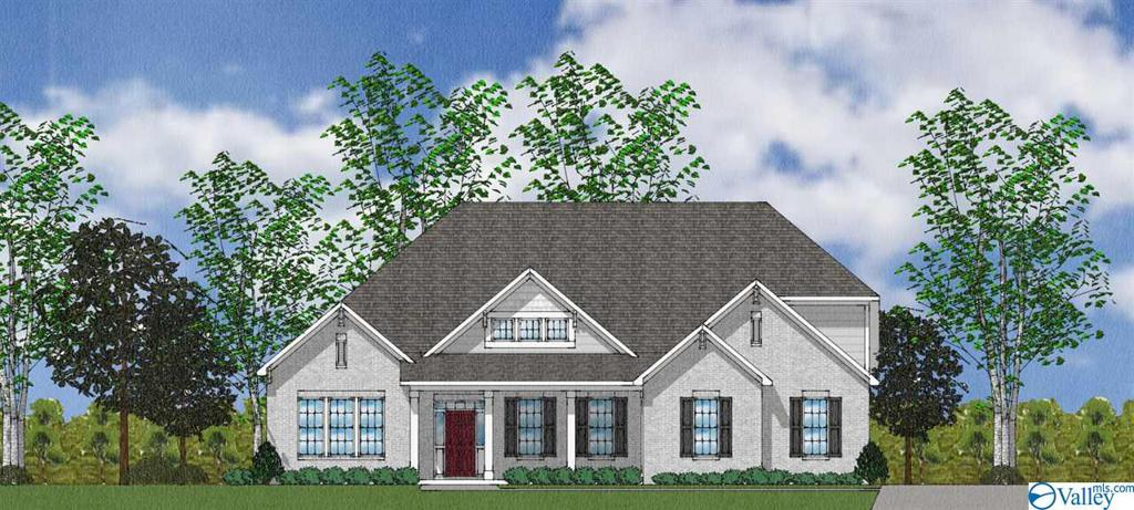 Photo of home for sale at 4502 Waverly Drive, Owens Cross Roads AL