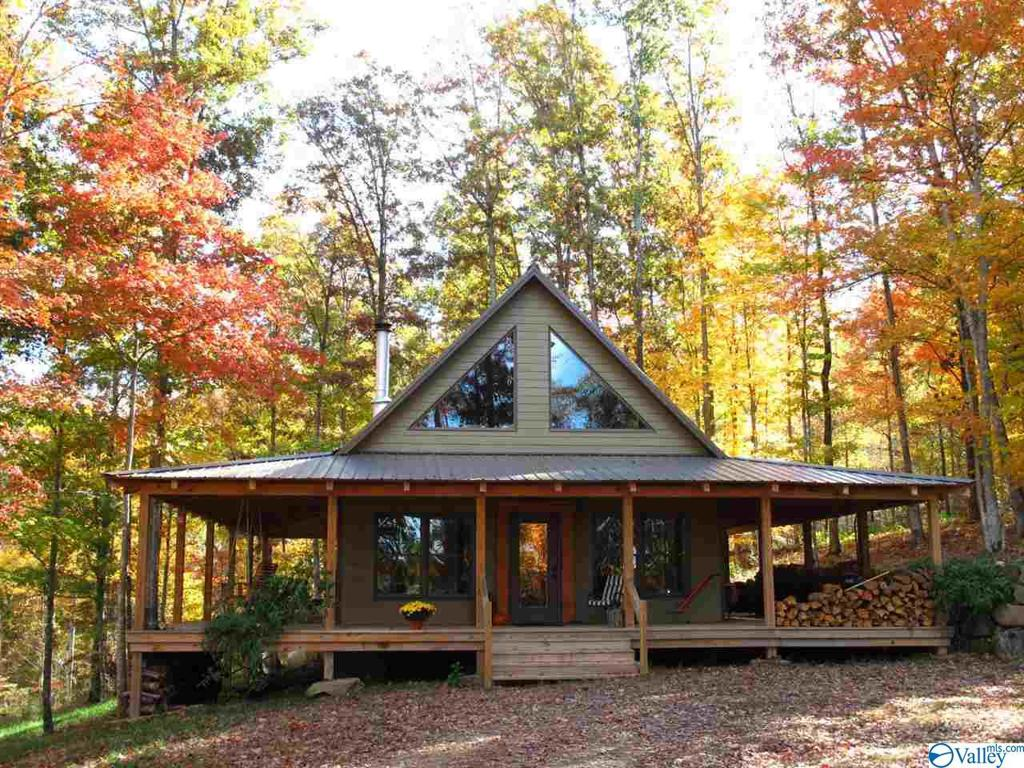 Photo of home for sale at 00 Highway 35, Woodville AL