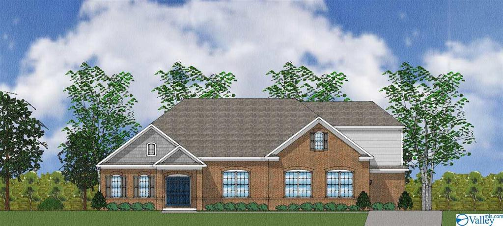 Photo of home for sale at 4509 Waverly Drive, Owens Cross Roads AL