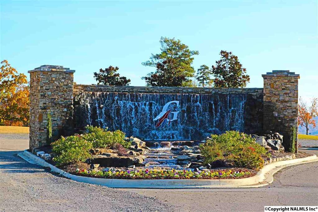 Photo of home for sale at Lot 15 Gunters Landing Ridge Circle, Guntersville AL