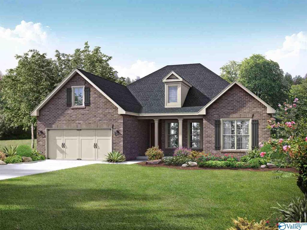 Photo of home for sale at 2112 Big Leaf Drive, Huntsville AL