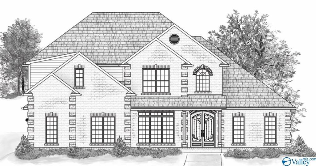 Photo of home for sale at 4346 Willow Bend Lane, Owens Cross Roads AL