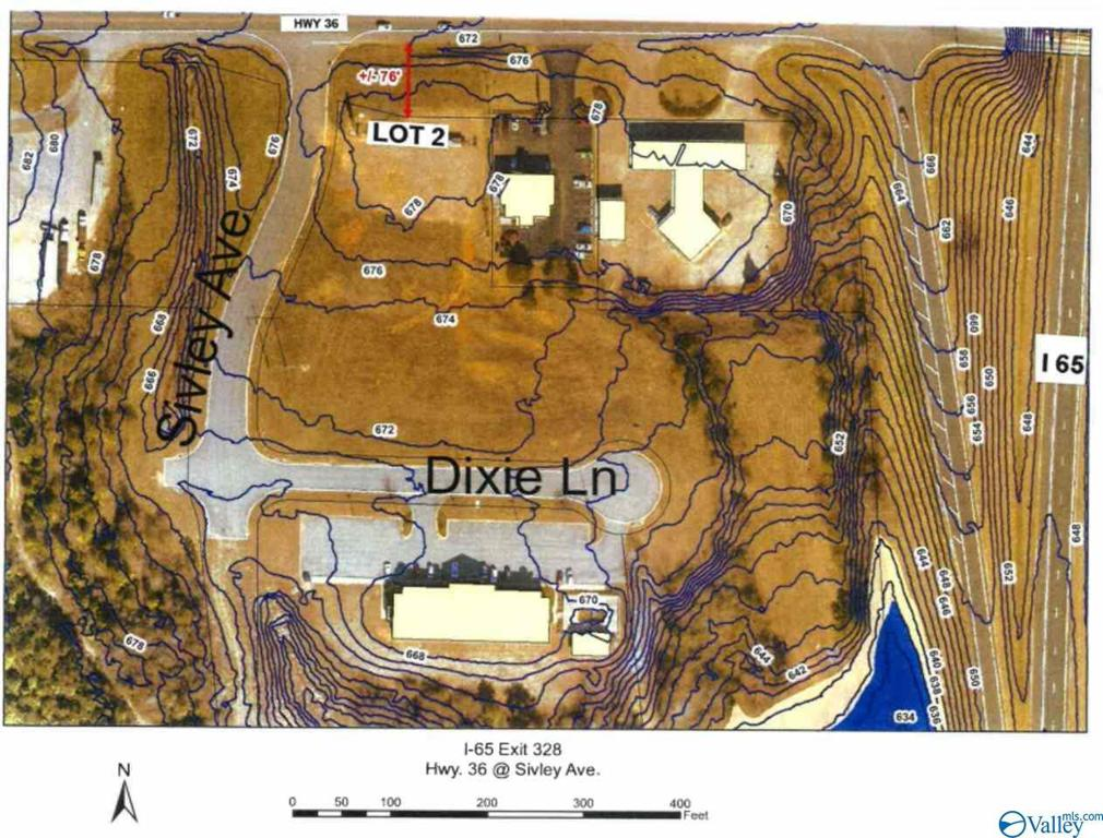 Photo of home for sale at 1800-lot2 Main Street East, Hartselle AL