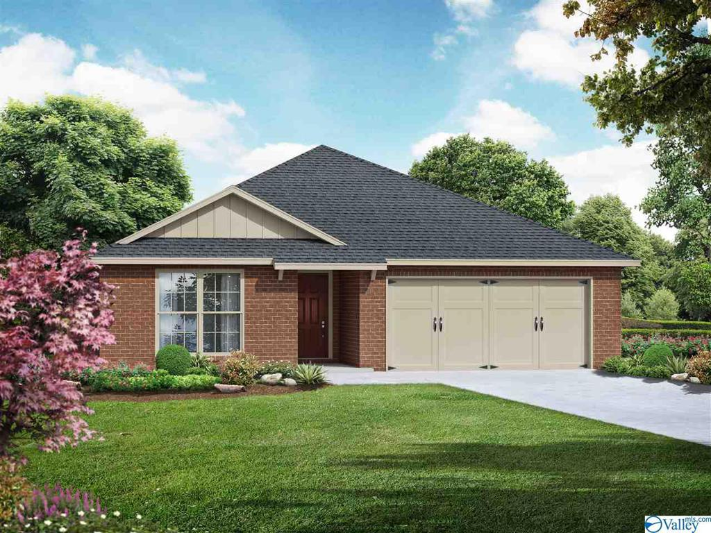 Photo of home for sale at 187 Cherry Laurel Drive, Hazel Green AL