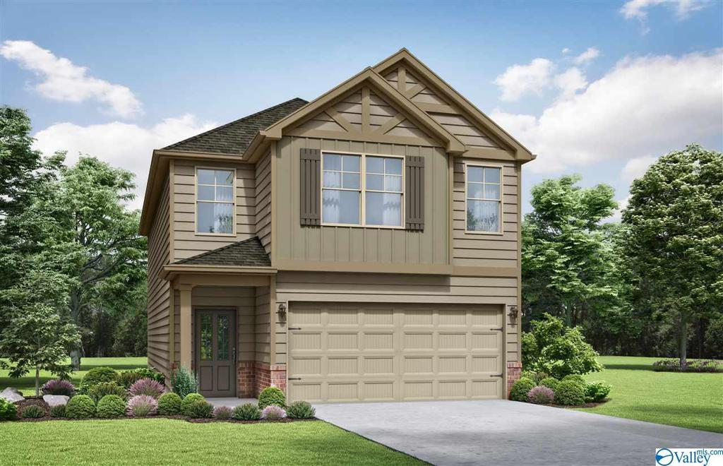 Photo of home for sale at 72040 Elmcroft Avenue NW, Huntsville AL