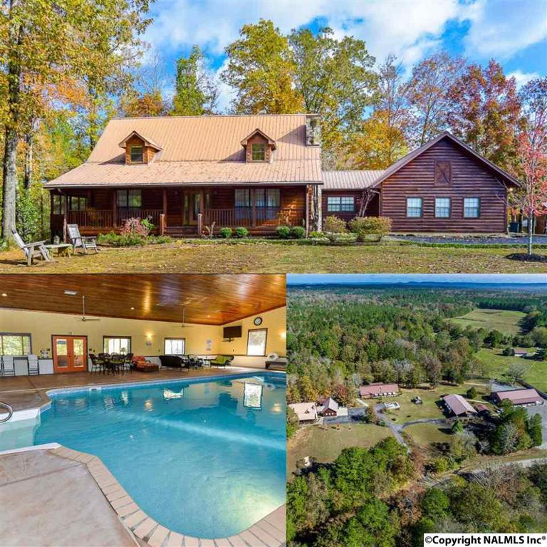 Photo of home for sale at 553 Old Six Mile Road, Somerville AL