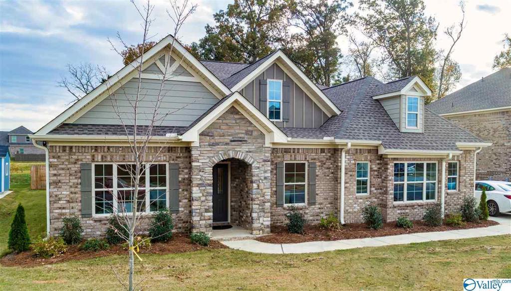 Photo of home for sale at 600 Melbridge Drive, Madison AL