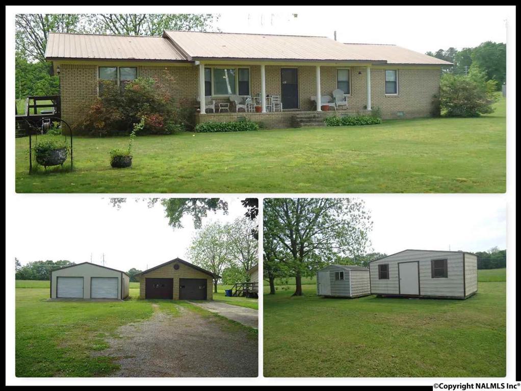 Photo of home for sale at Alabama Highway 205, Albertville AL