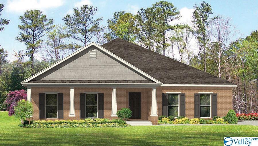 Photo of home for sale at 103 Pick Sack Lane, Huntsville AL