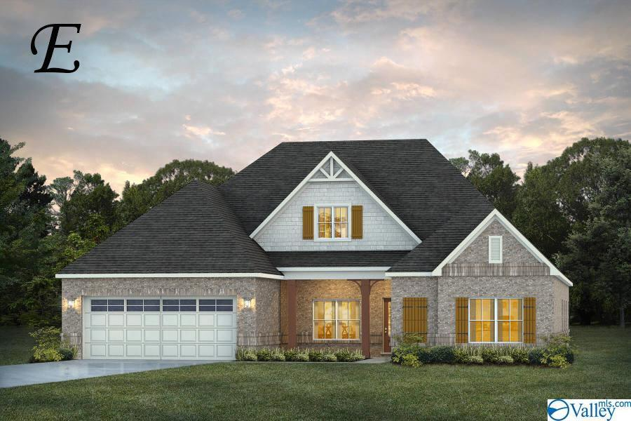 Photo of home for sale at 22763 Ledges Drive, Athens AL