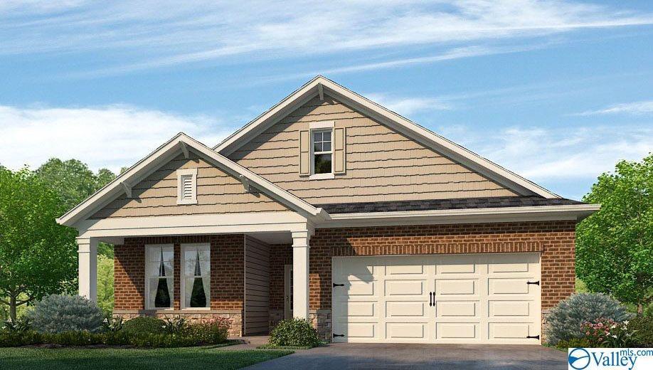 Photo of home for sale at 110 Delilah Lane, Madison AL