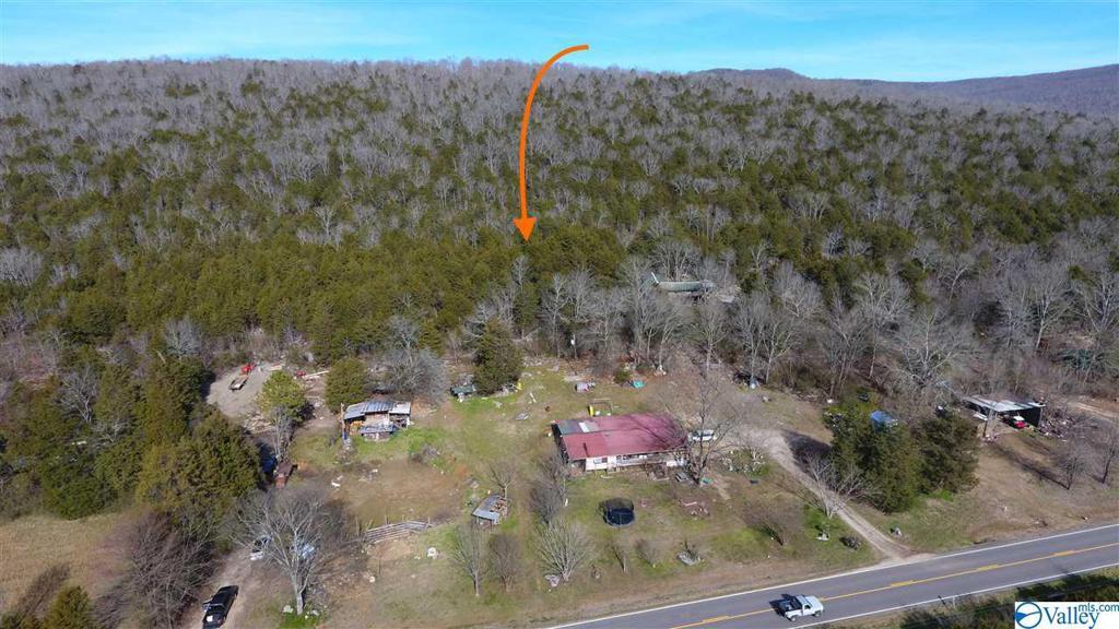 Photo of home for sale at 0 Alabama Highway 117, Stevenson AL