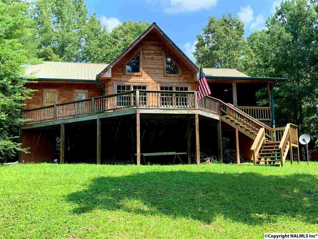 Photo of home for sale at County Road 764, Cedar Bluff AL
