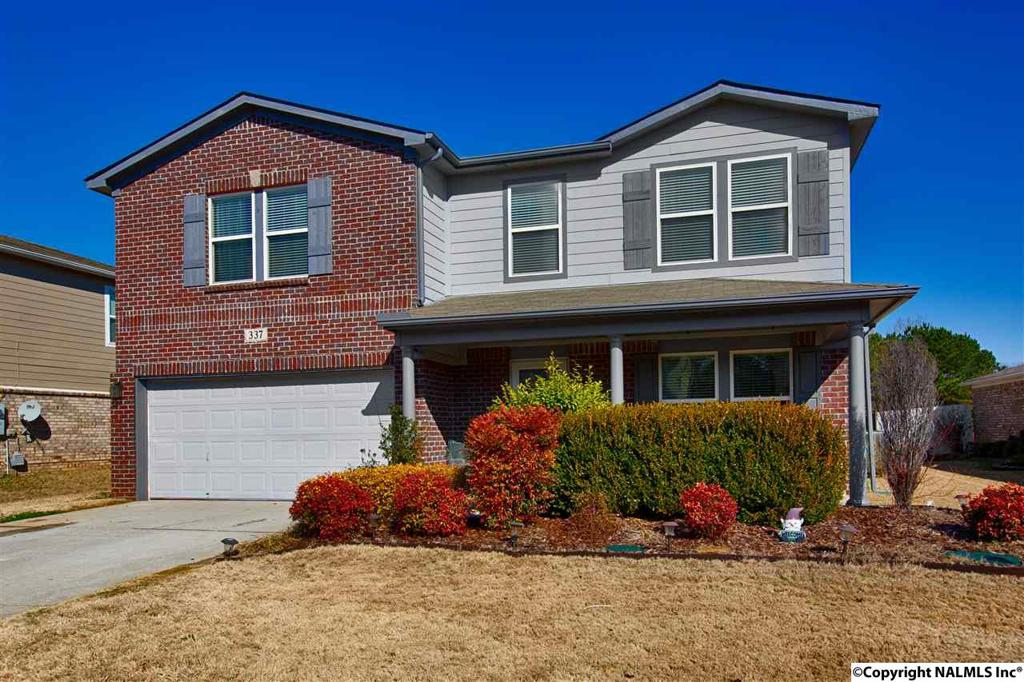 Photo of home for sale at Jasmine Drive, Madison AL