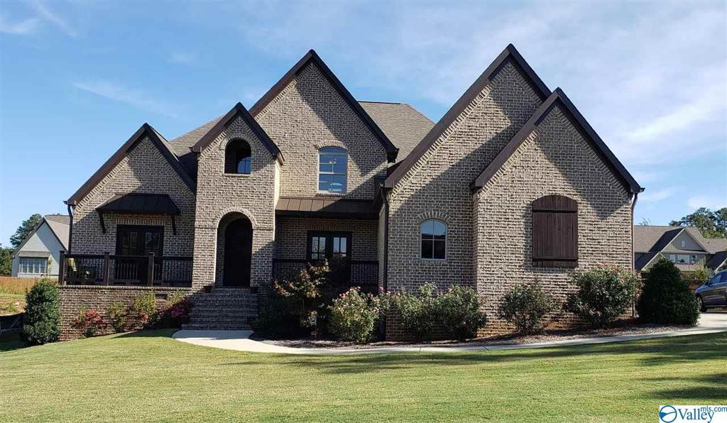 Photo of home for sale at 40 Heron Drive, Gadsden AL