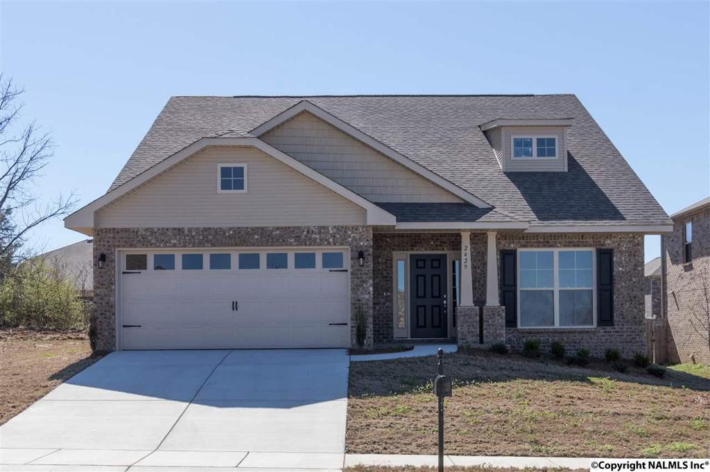 Photo of home for sale at 263 Abercorn Drive, Madison AL