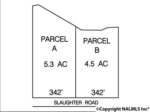 Photo of home for sale at 887 Slaughter Road, Huntsville AL