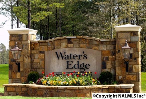 Photo of home for sale at V-5 Copper Leaf Walk, Gadsden AL