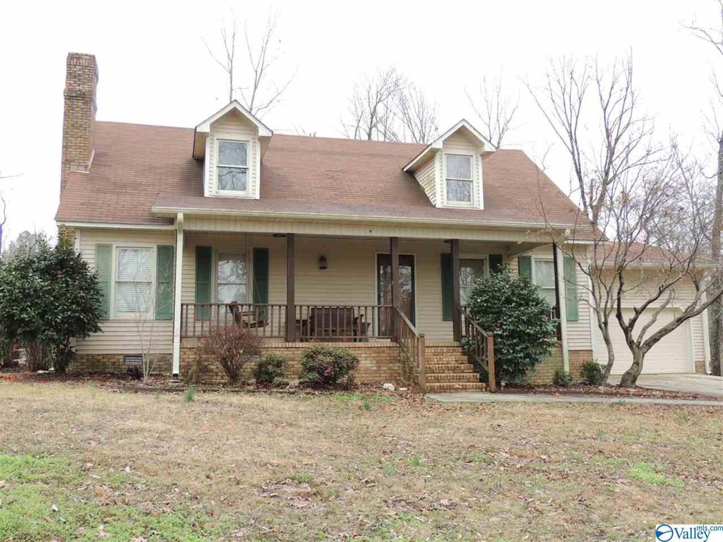 Photo of home for sale at 15274 Wright Road, Athens AL