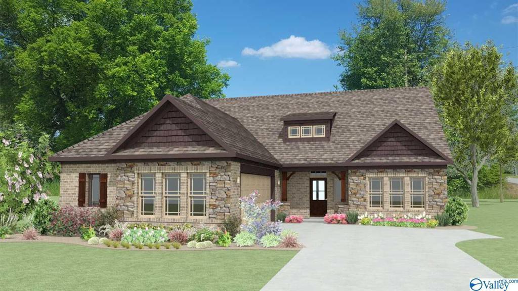 Photo of home for sale at 225 Liz Lane, Harvest AL
