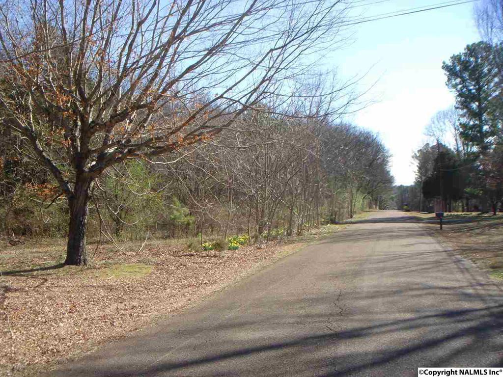 Photo of home for sale at 0 Columbian Lane NE, Huntsville AL