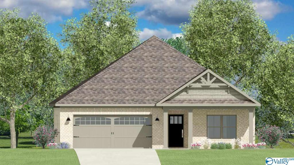 Photo of home for sale at 22814 Ledges Drive, Athens AL