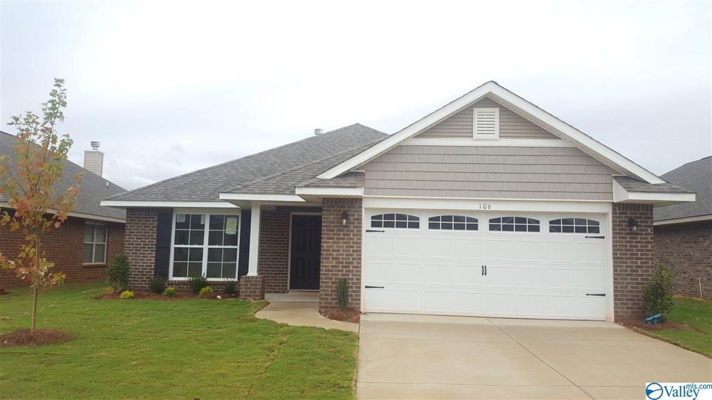 Photo of home for sale at 133 Sorrelweed Drive, Madison AL