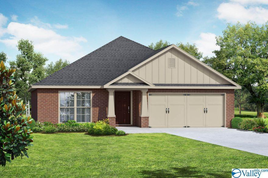 Photo of home for sale at 129 Williams Pointe Boulevard, Huntsville AL