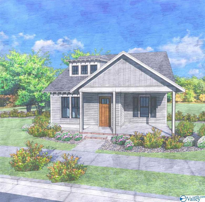 Photo of home for sale at 20 Stone Mason Way, Huntsville AL