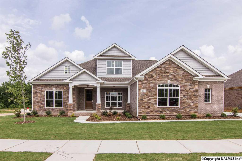 Photo of home for sale at Green Creek Road, Madison AL