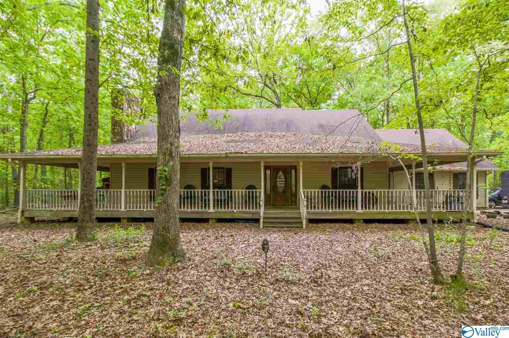 Photo of home for sale at 15442 Ham Road, Athens AL