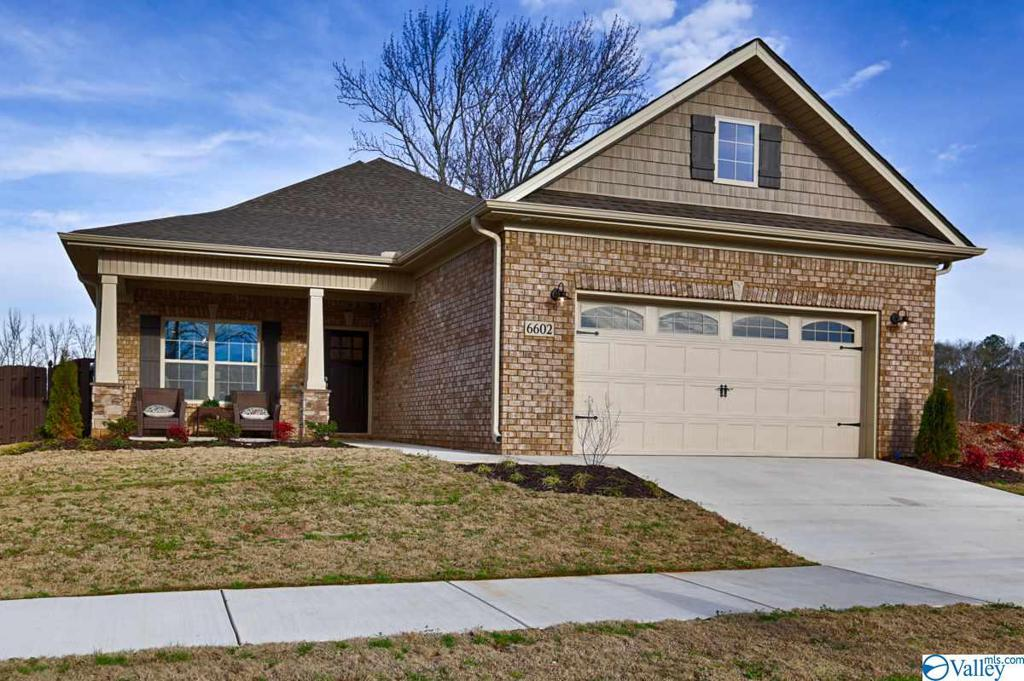 Photo of home for sale at 9518 Abington Cove Boulevard NW, Madison AL