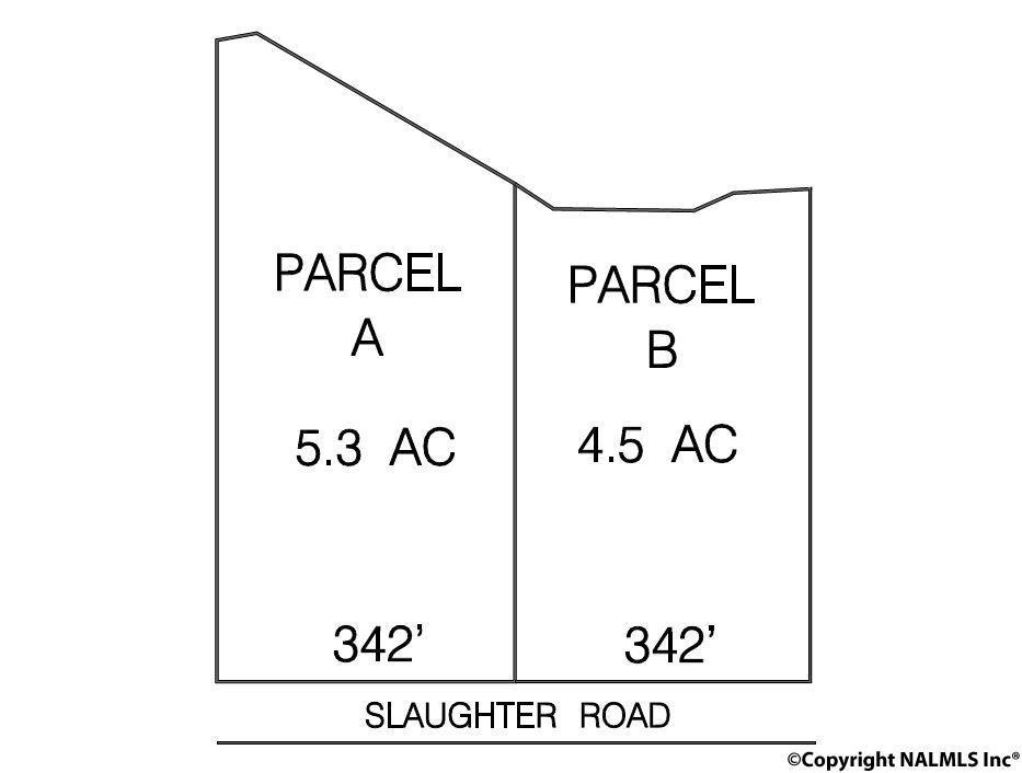 Photo of home for sale at 893 Slaughter Road, Huntsville AL