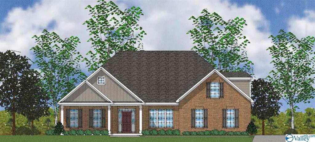 Photo of home for sale at 7050 Jane Elizabeth Drive, Owens Cross Roads AL