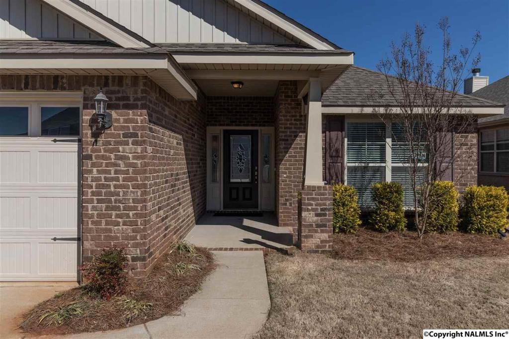Photo of home for sale at 127 Harold Murphy Drive, Madison AL