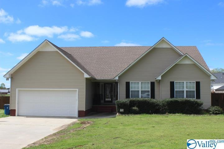Photo of home for sale at 58 Old Glory Lane, Albertville AL