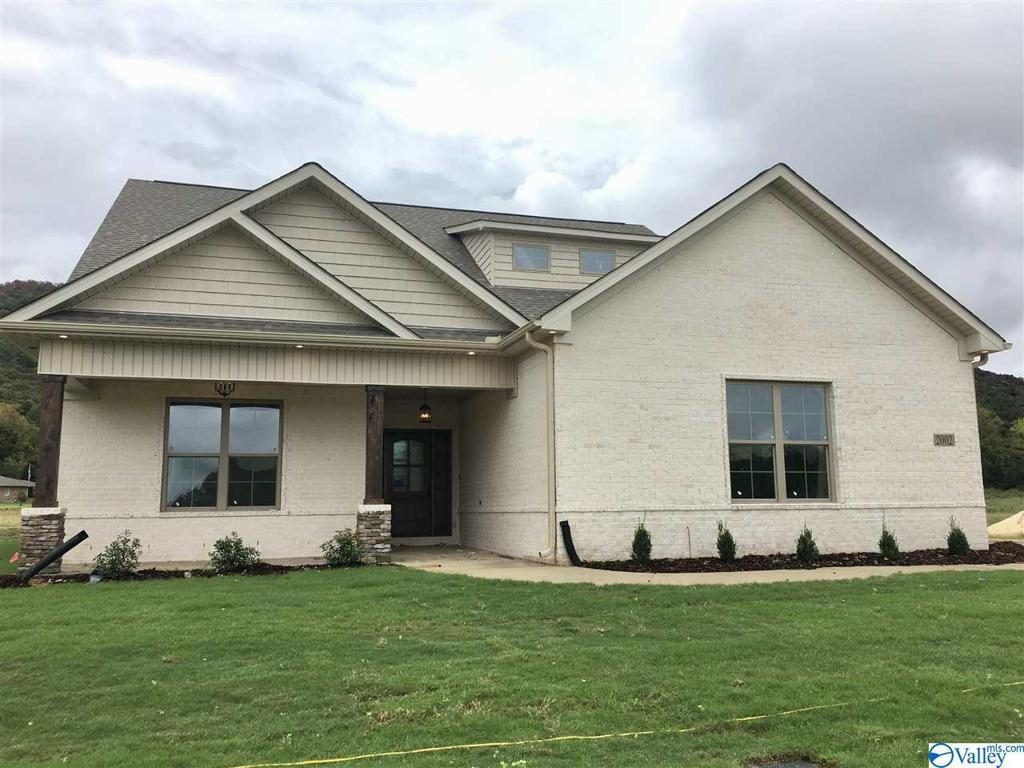 Photo of home for sale at 2002 Bays Water Drive SE, Huntsville AL