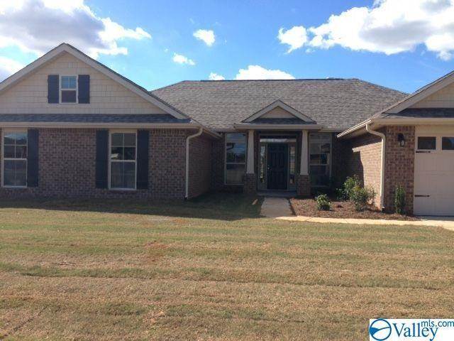 Photo of home for sale at 16116 Bruton Drive, Harvest AL