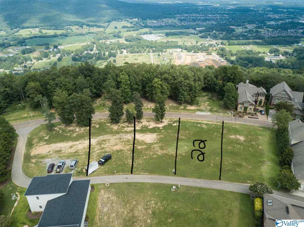 Photo of home for sale at 98 Ledge View Drive, Huntsville AL