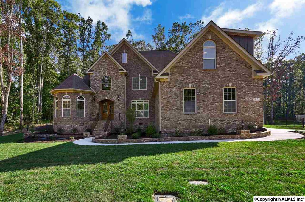 Photo of home for sale at Emerald Point, Huntsville AL