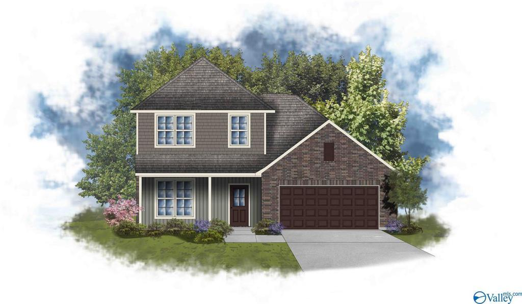 Photo of home for sale at 3000 Peevey Creek Lane, Owens Cross Roads AL