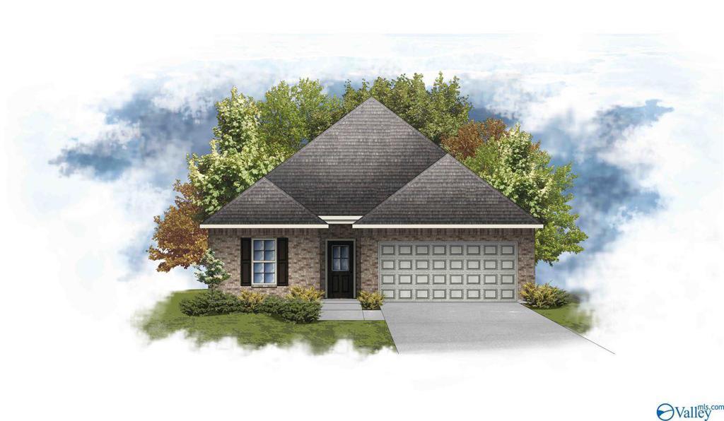 Photo of home for sale at 112 Elledge Farm Drive, Hazel Green AL