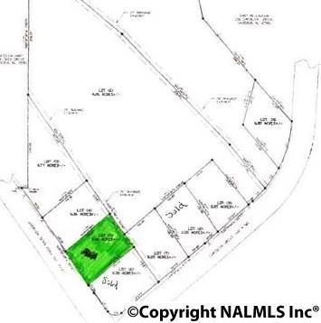 Photo of home for sale at Lot 5 Whorton Bend Road, Gadsden AL