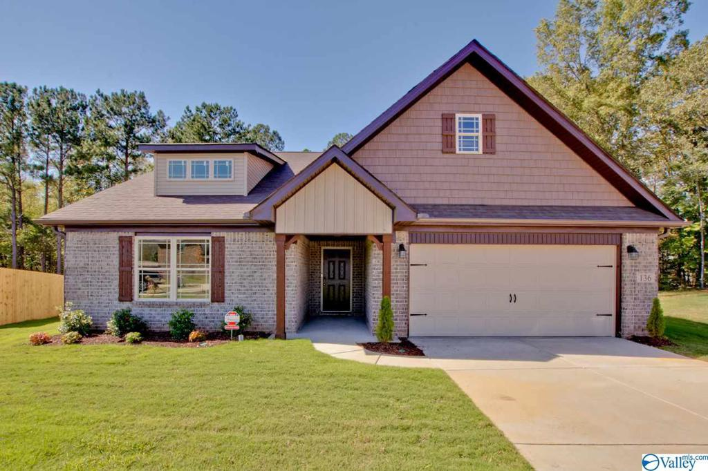 Photo of home for sale at 14738 Bledsoe Road, Athens AL