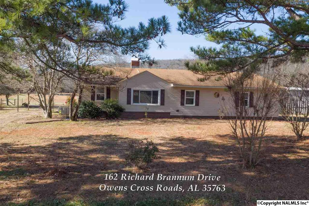 Photo of home for sale at Richard Brannum Drive, Owens Cross Roads AL