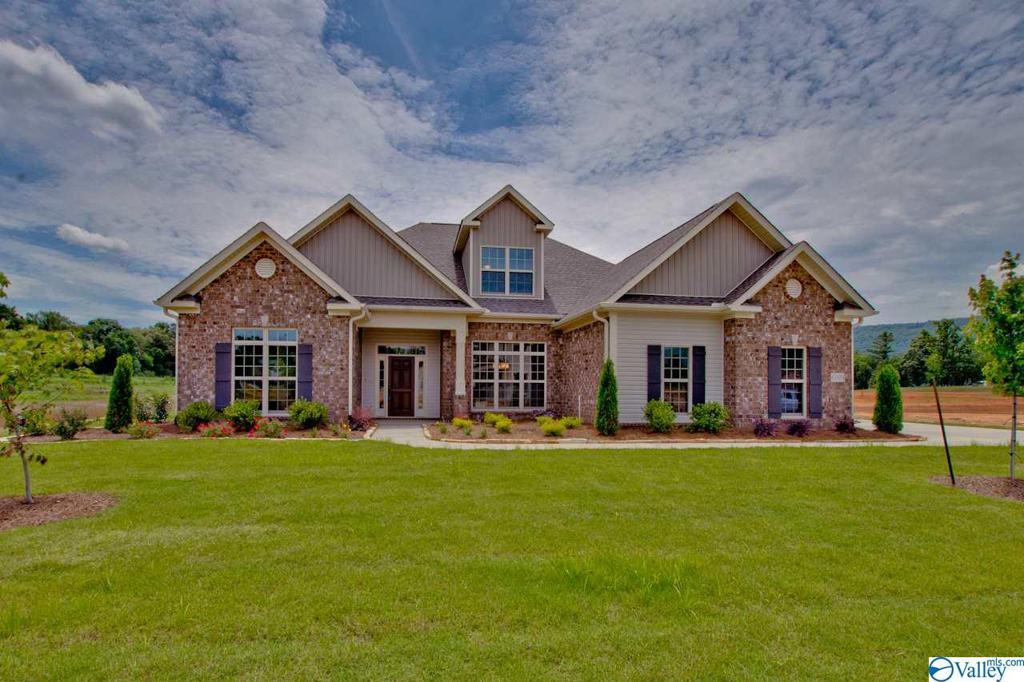 Photo of home for sale at 3015 Chimney Cove Circle, Brownsboro AL