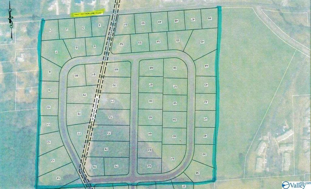 Photo of home for sale at 802 Half Section Line Road, Albertville AL
