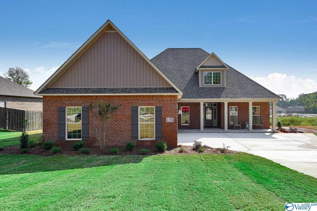 Photo of home for sale at 110 Park Trail Drive, Madison AL