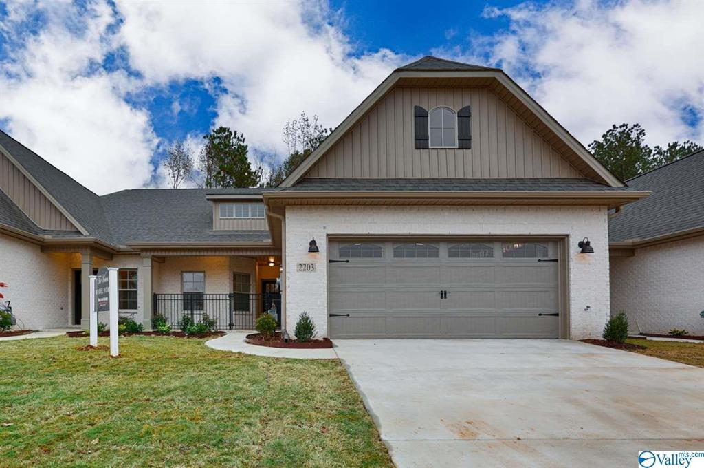 Photo of home for sale at 134 John Deere Way, Madison AL